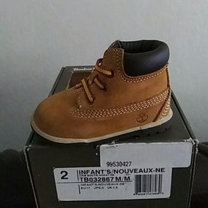 Timberland boots for infants